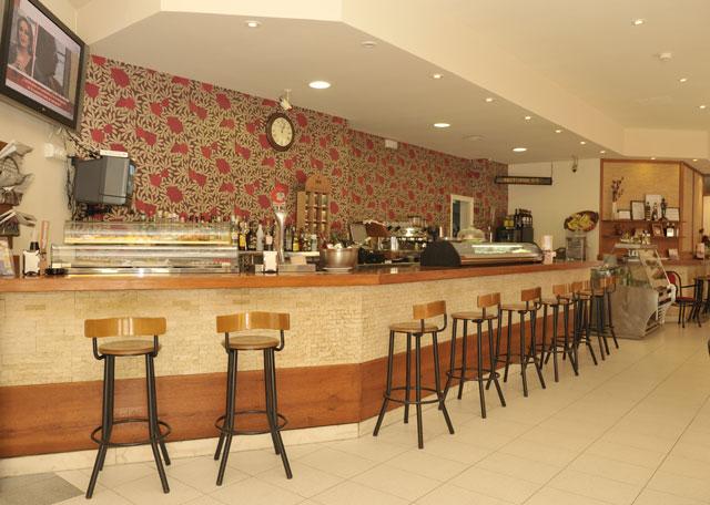Coffee and tapas Hotel Eden Mar Guardamar del Segura