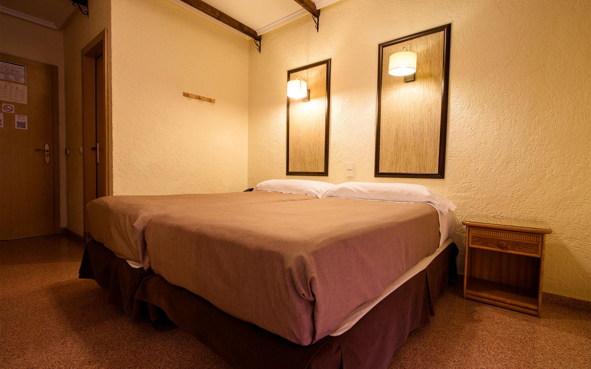 Room Twin Hotel Eden Mar Guardamar del Segura